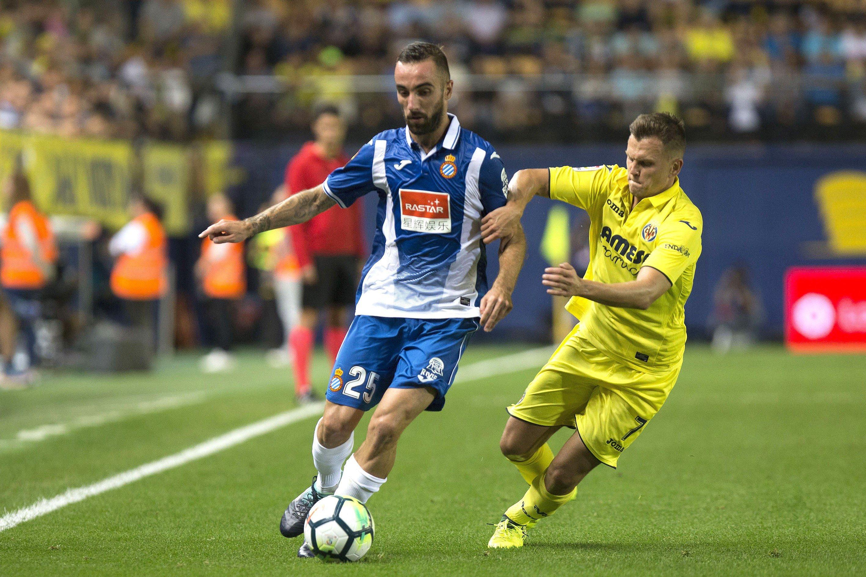 Sergi Darder Espanyol Vila real   EFE