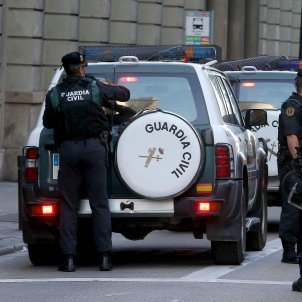 mossos guardia civil efe