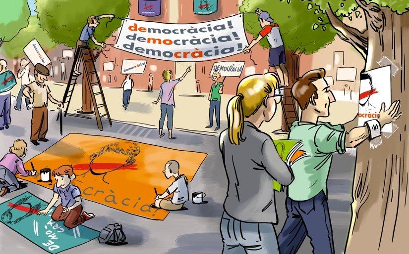 marato democracia omnium