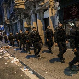 guardia civil barcelona efe