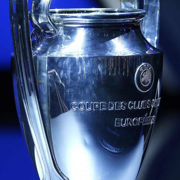UEFA Champions league EFE