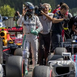 Nico Rosberg GP Bèlgica Efe