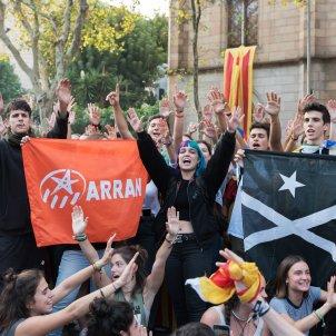 manifestacio estudiants UB plaça universitat foto laura gomez12