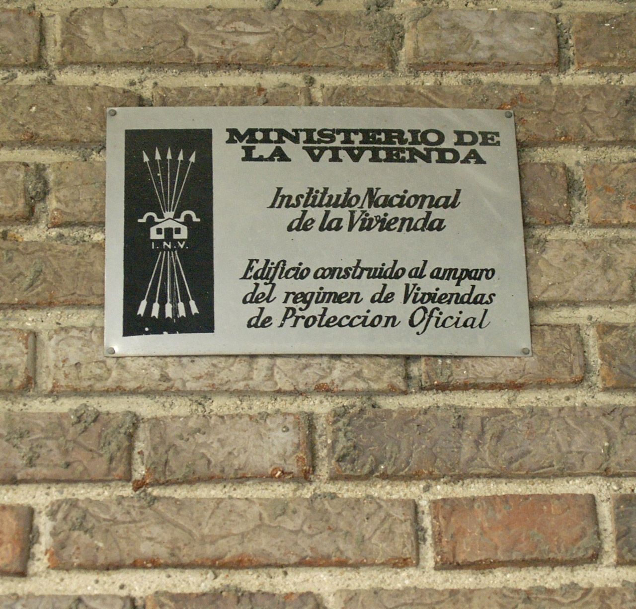 plaques franquistes