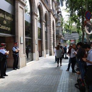 fiscalia superior catalunya mossos - acn