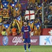Leo Messi estelades Girona Barça   EFE