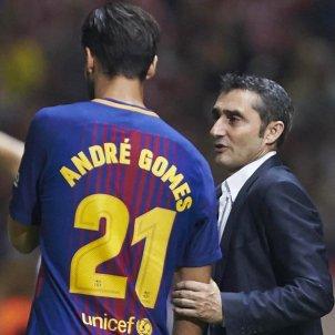 Andre Gomes Ernesto Valverde   EFE