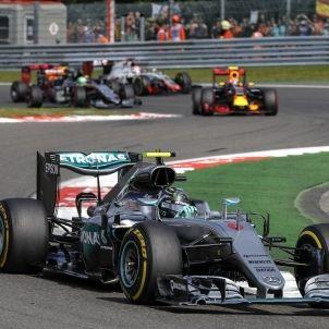 Rosberg Gp Belgica EFE