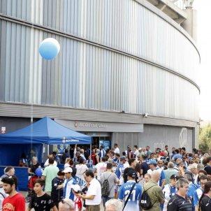 Espanyol aficionats RCDE Stadium   Espanyol