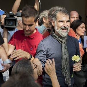 32concentració democràcia plaça universitat cuixart foto laura gomez