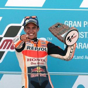 Marc Márquez Aragó Moto GP Efe