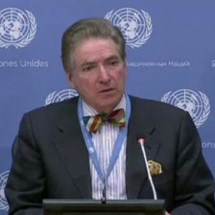 Alfred de Zayas ONU