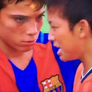 Infantil B Barça Japó OK