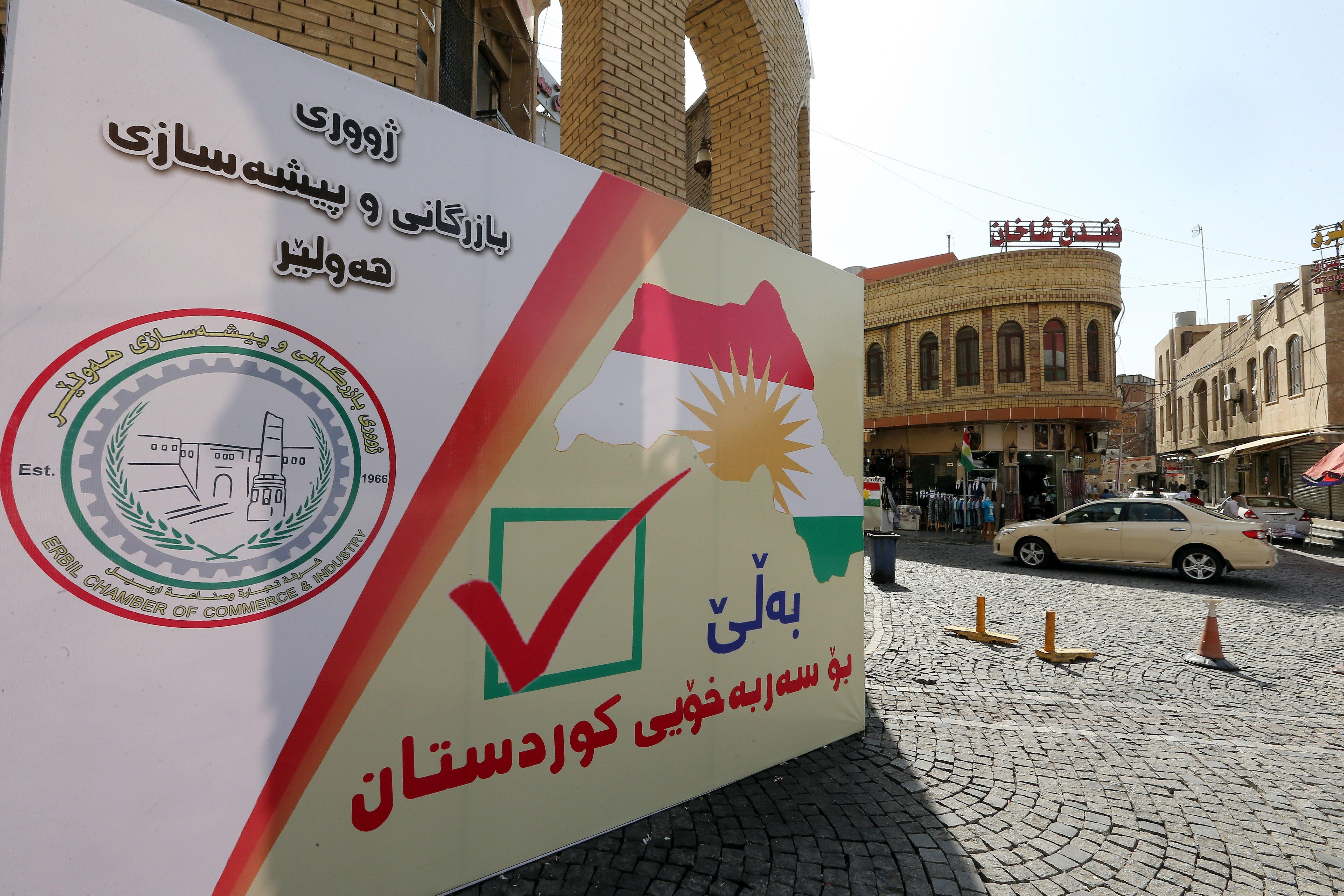 kurdistan referendum efe