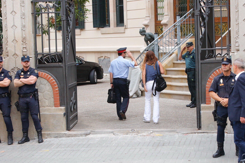 Ferran López a la Delegació del govern   Sergi Alcàzar