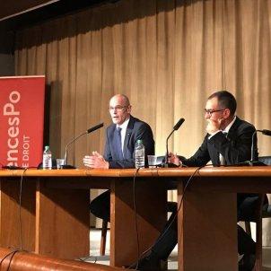 Romeva comferència París ACN