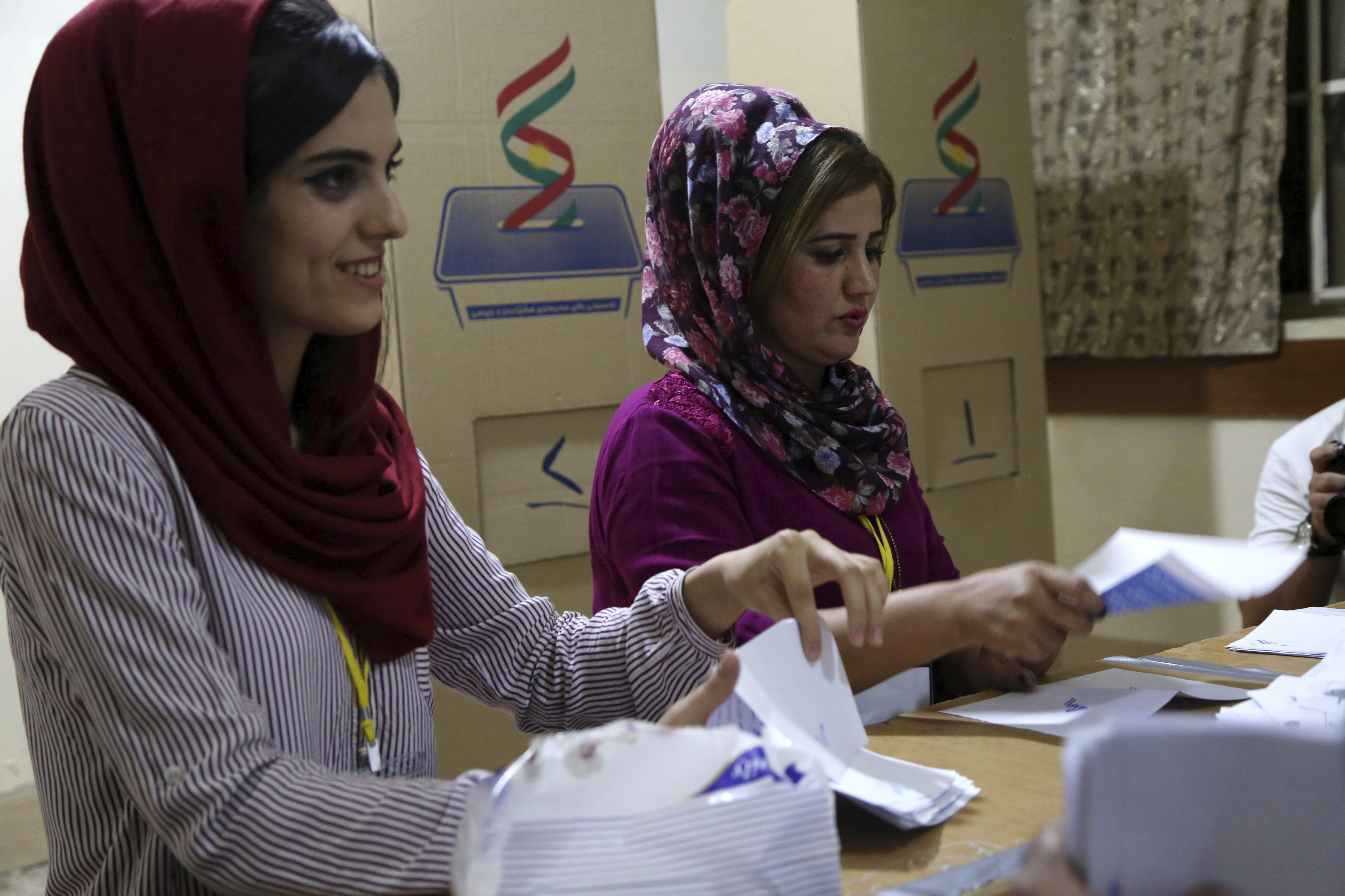 kurdistán EFE