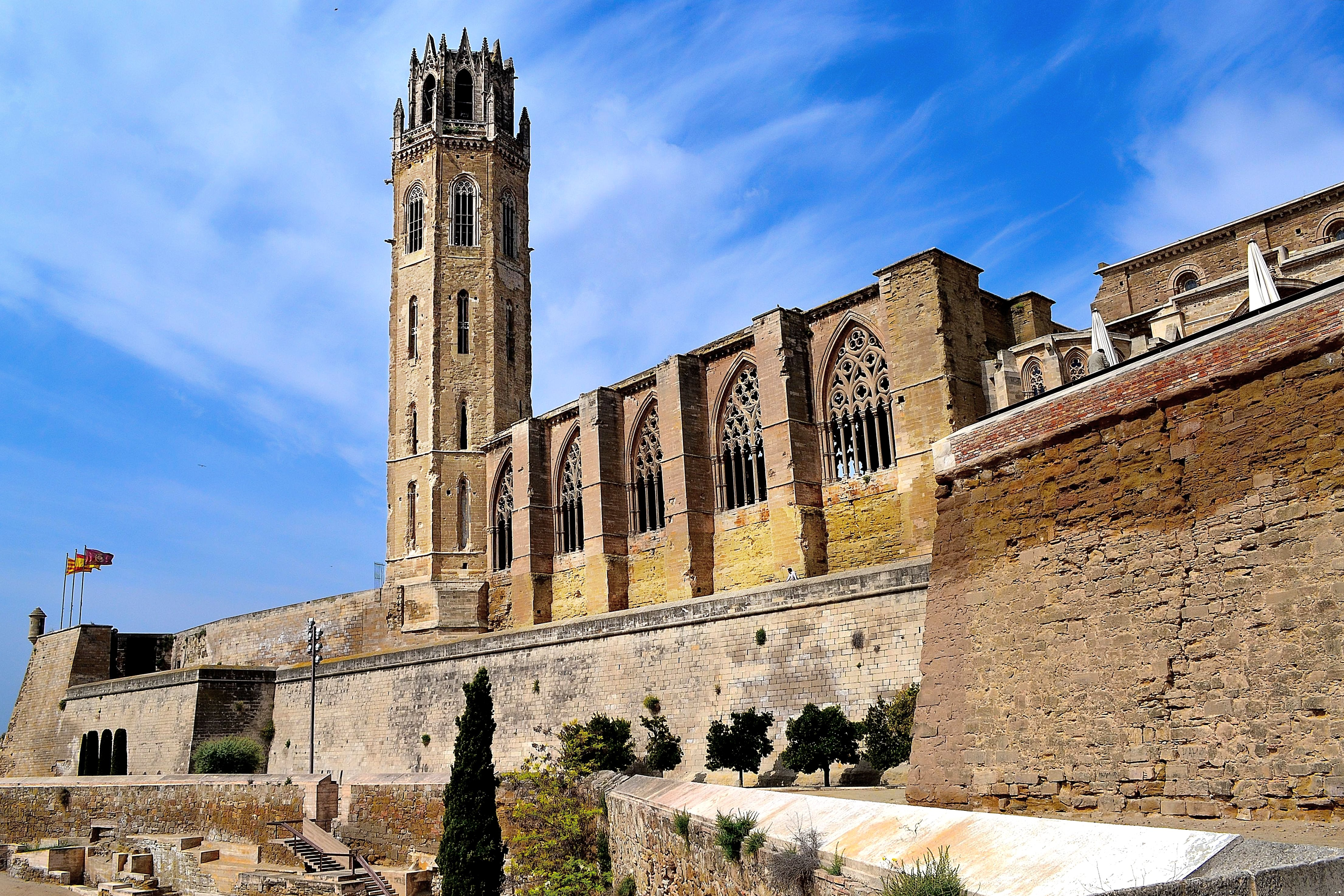 Seu Vella Lleida cultura Manuel Portero wikimedia