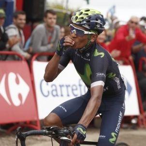 Nairo Quintana Vuelta EFE