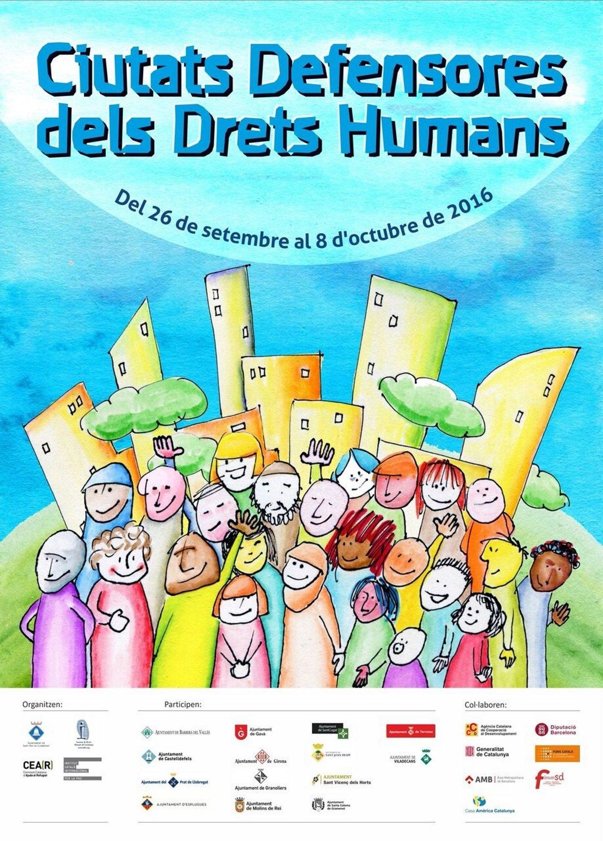drets humans ciutats defensores