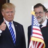 Trump Rajoy EFE