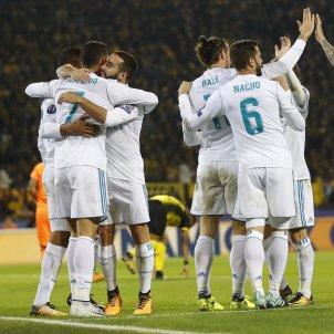 Reial Madrid Borussia Dortmund Champions League Efe