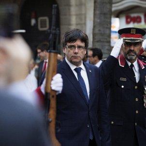 Puigdemont Trapero Diada EFE
