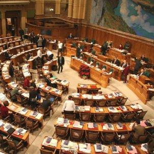 Parlament suïs