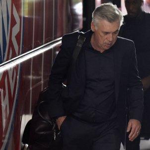 Carlo Ancelotti Bayern PSG   EFE
