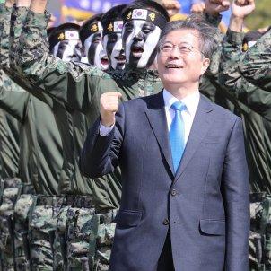 president corea del sud EFE
