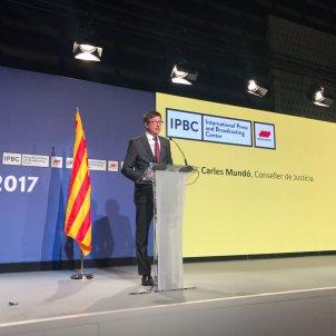 Carles Mundó referendum