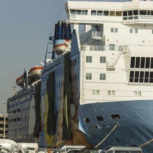 vaixell Guardia Civil Piolin - Sergi Alcazar