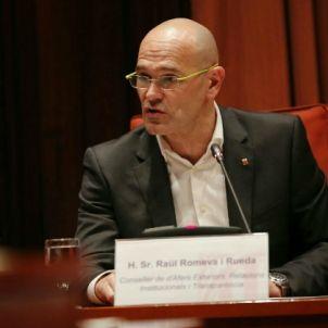 raul romeva parlament