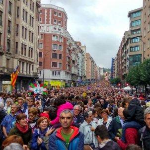manifestacio euskadi pro 1 0 iban iparragirre