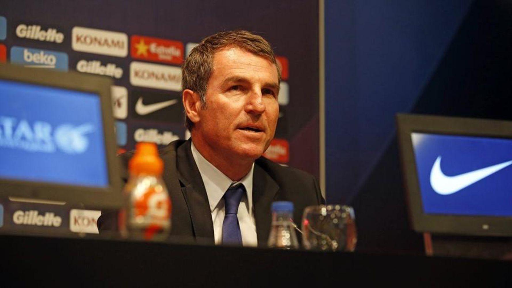 Robert Fernández FC Barcelona