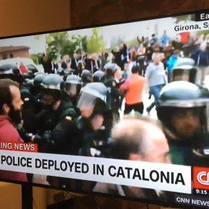 CNN repressió referèndum