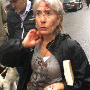 Dona ferida Carme Rocamora