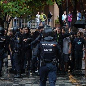 Ramon llull Policia Roberto Lázaro