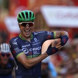 Jens Keukeleire Vuelta Espanya Efe