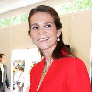 L'infante Hélène d'Espagne, duchesse de Lugo en 2011