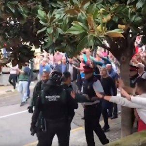 guardia civil mossos