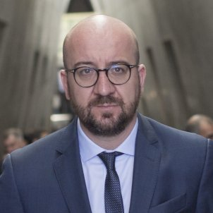 Charles Michel Bèlgica EFE