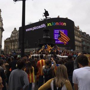 concentració Londres 1 O