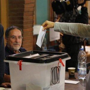 ultimes votacions vot urna referendum - sergi alcazar