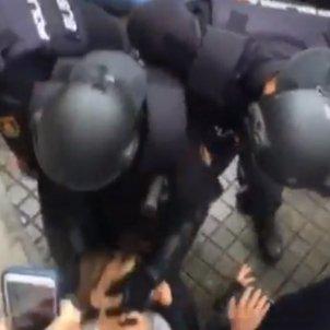 tv3 represio policial