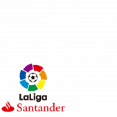 La Liga Santander Logo izq