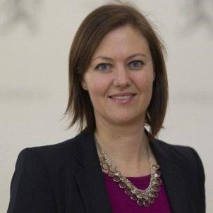 ministra exteriors noruega