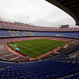 Camp Nou Barça Efe