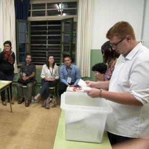Referendum - EFE