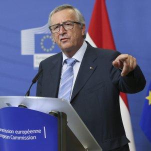 Juncker - EFE